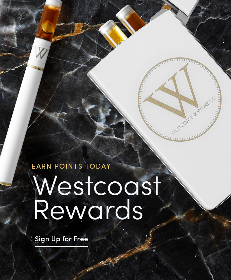 Westcoast Smoke Co Rewards Promo